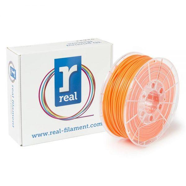 REAL PLA 3D Printer Filament - Orange - spool of 1Kg - 2.85mm (REFPLAORANGE1000MM3) 0003958 real pla orange spool of 1kg 285mm 0 1