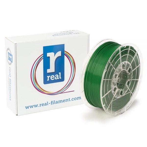 REAL PETG 3D Printer Filament - Green - spool of 1Kg - 2.85mm (REFPETGSGREEN1000MM3) 0003985 real petg green spool of 1kg 285mm 0 1