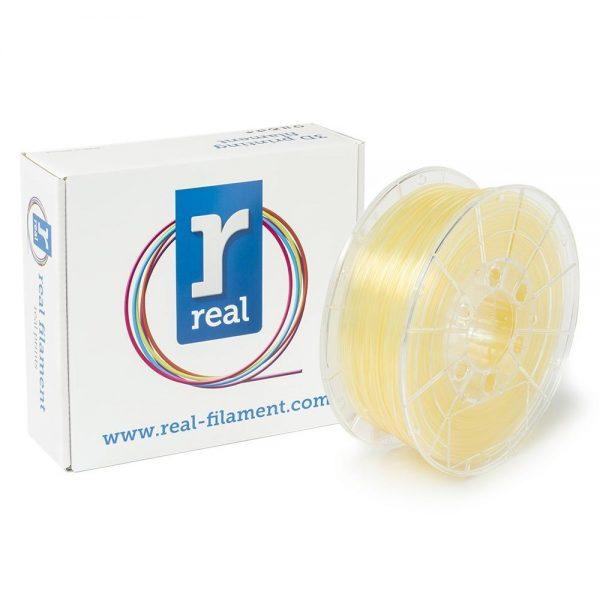 REAL PLA 3D Printer Filament - Neutral/uncolored - spool of 1Kg - 2.85mm (REFPLANATURAL1000MM3) 0003992 real pla neutraluncolored spool of 1kg 285mm 0 1