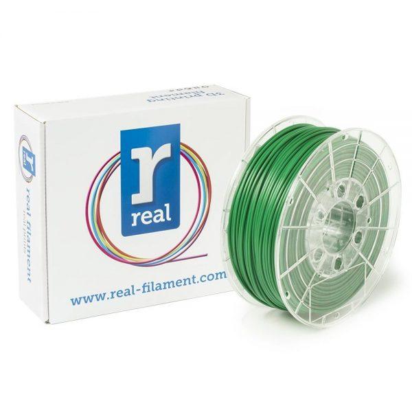 REAL PLA 3D Printer Filament - Green - spool of 1Kg - 2.85mm (REFPLAGREEN1000MM3) 0004000 real pla green spool of 1kg 285mm 0 1