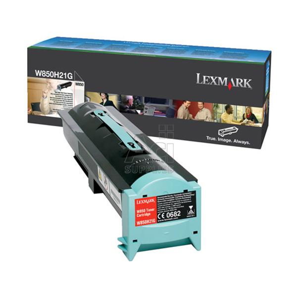 LEXMARK W850 TONER (W850H21G) (LEXW850H21G) 0004512 lexmark w850 toner w850h21g 0 1