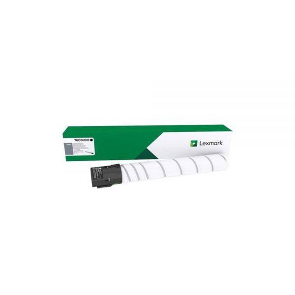 LEXMARK CS92x TONER BLACK HC 34K (76C0HK0) (LEX76C0HK0) 0012284 lexmark cs92x toner black hc 34k 76c0hk0 0 1
