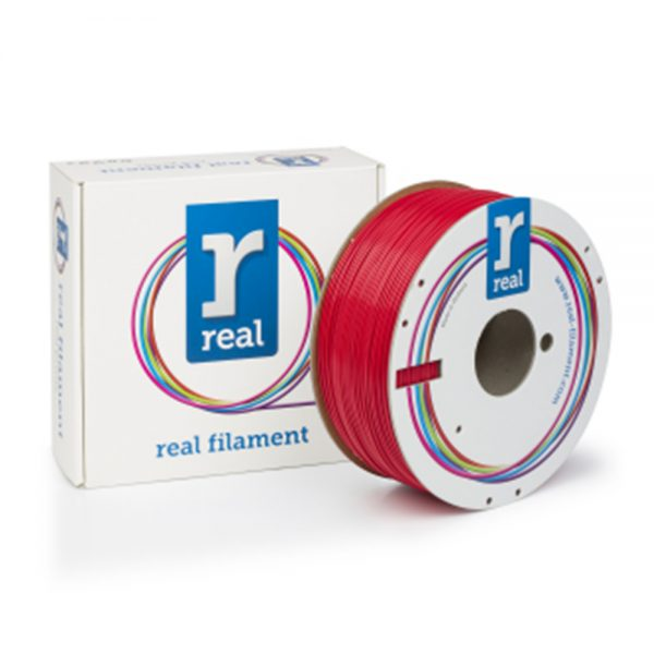 REAL ABS 3D Printer Filament - Red - spool of 1Kg - 1.75mm 0017180 real abs 3d printer filament red spool of 1kg 175mm 0 1