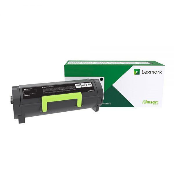 LEXMARK B/MB 2546/2650 TONER BLACK EHC 10K (B252X00) (LEXB252X00) 0017955 lexmark bmb 25462650 toner black ehc 10k b252x00 1