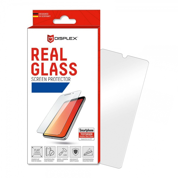 DISPLEX REAL GLASS 2D SAMSUNG XCOVER 4 / 4S (2019)