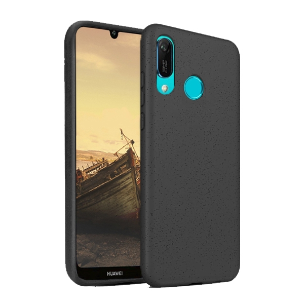 FOREVER BIOIO CASE HUAWEI Y6 PRO 2019 / Y6s / HONOR 8A black backcover