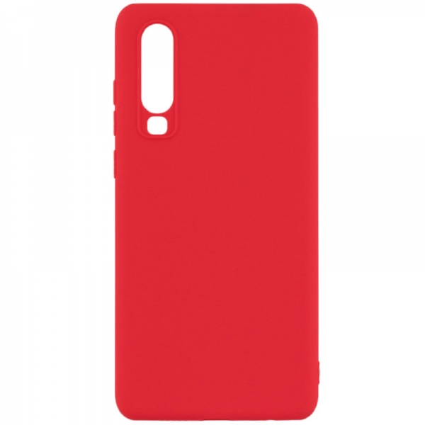 SENSO SOFT TOUCH SAMSUNG M10 red backcover