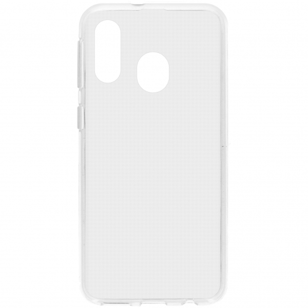 iS TPU 0.3 SAMSUNG A10s trans backcover