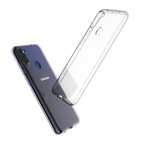 iS TPU 0.3 SAMSUNG A11 trans backcover