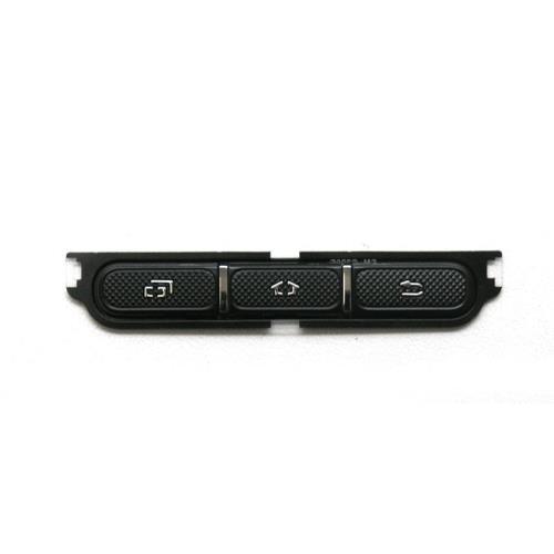 Γνήσιο Κεντρικό Πλήκτρο Samsung G390F Galaxy Xcover 4 Μαύρο (Home Button)