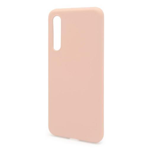 Θήκη Liquid Silicon inos Xiaomi Mi 9 L-Cover Σομόν