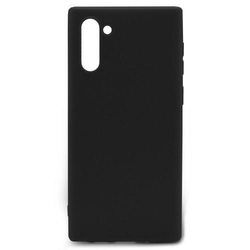 Θήκη Soft TPU inos Samsung N970F Galaxy Note 10 S-Cover Μαύρο