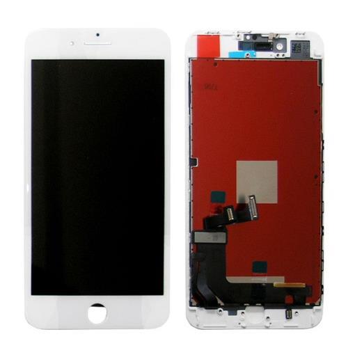 Οθόνη με Touch Screen Apple iPhone 8 Plus Λευκό