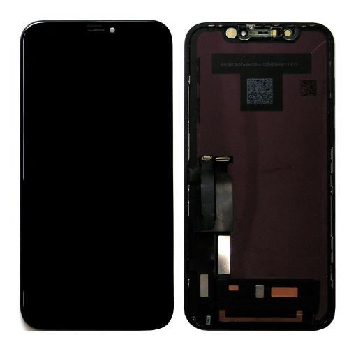 Οθόνη με Touch Screen Apple iPhone XR Μαύρο