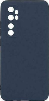 Θήκη Soft TPU inos Xiaomi Mi Note 10 Lite S-Cover Μπλε Soft TPU inos Xiaomi Mi Note 10 Lite S Cover Μπλε 1