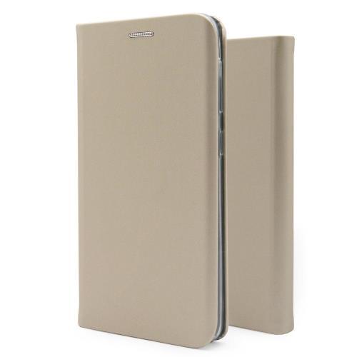 Flip Book Case inos Xiaomi Redmi 8A Curved S-Folio Gold