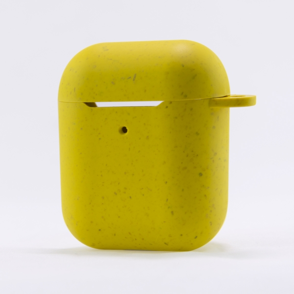 KSIX ECO FRIENDLY CASE FOR AIRPODS yellow