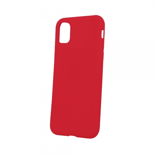 SENSO SOFT TOUCH SAMSUNG A41 red backcover