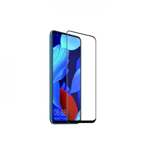 MUVIT TIGER PLUS PREMIUM FULL FACE-GLUE 3D HUAWEI NOVA 5T tempered glass