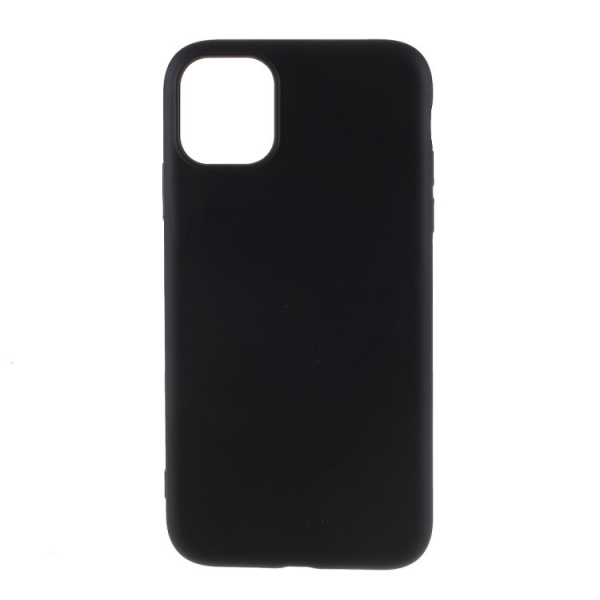 SENSO SOFT TOUCH IPHONE 12 black backcover