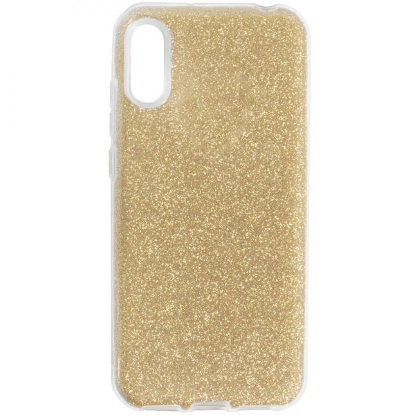 SENSO SUNSHINE HUAWEI Y6 2019 / HONOR PLAY 8A gold backcover