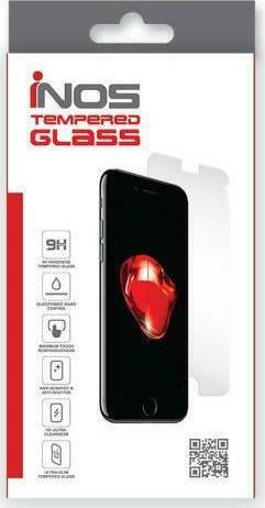 Tempered Glass Full Face inos 0.33mm Xiaomi Redmi Note 9 3D Black Tempered Glass Full Face inos 0.33mm Xiaomi Redmi Note 9 3D Μαύρο 1