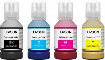 EPSON Ink Bolltle Magenta C13T49H300 EPSON Ink Bolltle Magenta C13T49H300 1