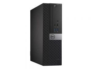 DELL 7040 SFF REFURBISHED i5 6400T 8GB RAM 240GB SSD WIN10 PRO
