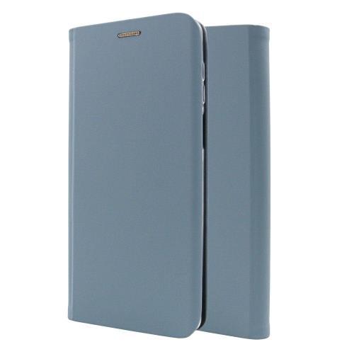 Flip Book Case inos Xiaomi Poco X3 Curved S-Folio Pastel Blue
